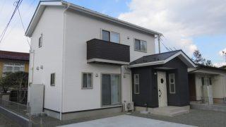 【建売】住宅新築工事完成しました